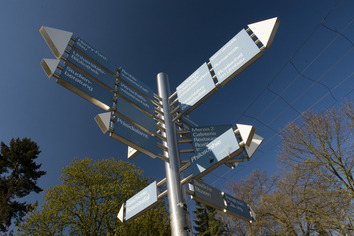 Sign post Source: Bernd Wannenmacher