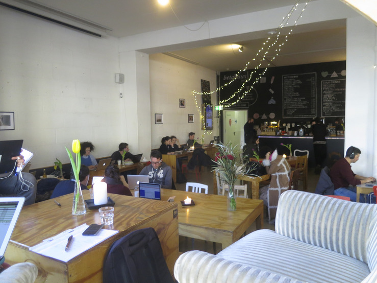 Creatives – Betahaus Café