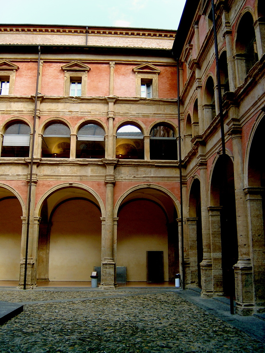 Universität in Bologna