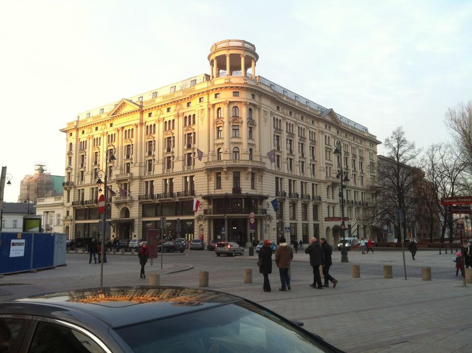 Bristol Hotel St Petersburg