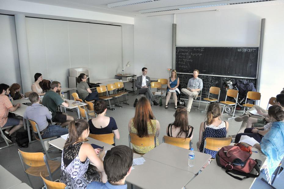 Fu Berlin Politikwissenschaft Master